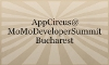Subscribers for AppCircus@ MoMoDeveloperSummit Bucharest